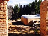 Outdoor Bathtub Airbnb A Girlfriends Away In Santa Fe
