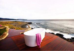 Outdoor Bathtub Australia Thalia Haven the Greatest Ocean View Bathtub In Sight