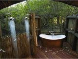Outdoor Bathtub Design Outdoor Bathroom Ideas Tubs Showers Modern Home