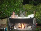 Outdoor Bathtub Diy A Bath Outside Heated by Fire by Willposh Via Flickr