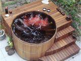 Outdoor Bathtub Ideas Diy the 25 Best Outdoor Spa Ideas On Pinterest