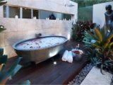 Outdoor Bathtub Installation 10 Outdoor Bathtubs that somehow Make It Ok to Get Naked