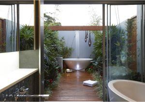 Outdoor Bathtub Tropical 10 Eye Catching Tropical Bathroom Décor Ideas that Will