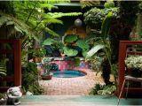 Outdoor Bathtub Tropical Back Deck and Hot Tub Ideas Tropical Patio Los Angeles
