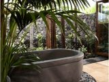 Outdoor Bathtub Tropical Lot 82 Tropical Bathroom Hawaii by Gm Construction