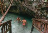 Outdoor Bathtub Tulum What to Do In Cancun Mexico Grand Cenote Tulum