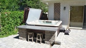 Outdoor Bathtub with Cover Measuring A Hot Tub Cover