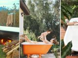 Outdoor Bathtubs Diy Backyard Bathtubs for soaking Up the Great Outdoors