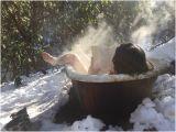 Outdoor Bathtubs Diy Wood Fired Bathtub the foraging Family