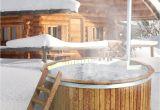 Outdoor Bathtubs Uk Wooden Hot Tub Outdoor Bath Barrel Jacuzzi Garden Swimming