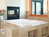 Outdoor Fireplace Bathtub 15 Shower & Bathtub Designs Sunset Magazine Sunset