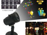 Outdoor Laser Lights for Sale Smart Led Projector Laser Light 14 Replaceable Lens Patterns