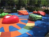 Outdoor Rubberized Flooring Fireproof Best Rubber Flooring for Playground
