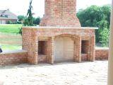 Outdoor Rumford Fireplace Kit Detail Woodbox Outdoor Rumford Fireplace Yoder Masonry Inc