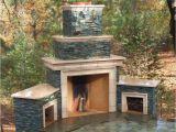 Outdoor Rumford Fireplace Kit Outdoor Rumfords