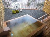 Outdoor soaking Bathtub Japanese soaking Tubs Design Ideas Designing Idea