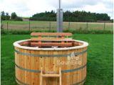 Outdoor Wooden Bathtub Wooden Hot Tub Wood Fired Hot Tub Spa Outdoor Bath Barrel