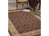Overstock Kitchen Runner Rugs Shop Nourison somerset Brown area Rug 7 9 X 10 10 On Sale