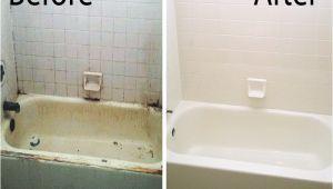 Painting Bathtub and Tile Bathtub Refinishing