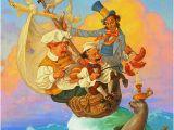Painting Man In Bathtub Inkspired Musings Nursery Rhyme Time with 3 Men In A Tub