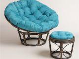 Papasan Chair Covers World Market Porcelain Micro Suede Papasan Chair Cushion Papasan Chair