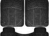 Paper Floor Mats Autozone Amazon Com Oxgord Universal Fit 3 Piece Full Set Ridged Heavy Duty
