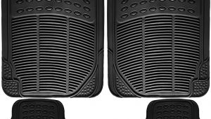 Paper Floor Mats Autozone Amazon Com Oxgord Universal Fit 3 Piece Full Set Ridged Heavy Duty