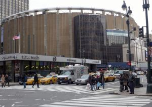 Parking At Madison Square Garden
