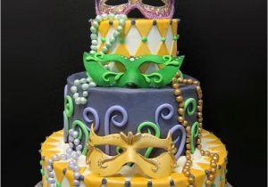 Party City Mardi Gras Cake Decorations Mardi Gras themed Wedding ...