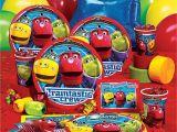 Party City Thomas the Train Decorations Chuggington Party Supplies 78713 Cooper Pinterest Chuggington