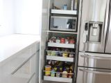 Peka Spice Rack Drawer Insert Perfect Way to Hide the Microwave and Still Make It Very Accessible