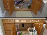 Peka Spice Rack Drawer Insert the Recipe for Turning This Cabinet Into A Shelfgenie Cabinet Add