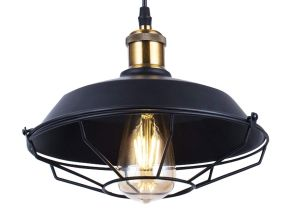 Pendant Lights that Screw Into socket Vintage Pendant Light Zhma Pendant Lamp with Rustic Dome Bowl Shape