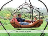 Pendulum Papasan Chair the Pendulum Zome Youtube