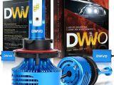 Philips Light Bulbs Automotive Amazon Com Dwvo H13 9008 Led Headlight Bulbs 6 5k 16000lm Philips