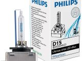 Philips Light Bulbs Automotive Amazon Com Philips D1s Xenon Whitevision Xenon Car Headlight 1x