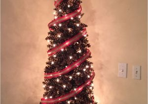 pictures of decorative pine trees christmas tree made out of pine cones smells so good things - Pretty Christmas Trees