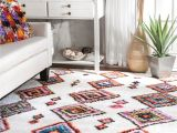 Pink Aztec Rug Nursery Rugs Usa Watercolor Moroccan Aztec Printed Rug Rugs Pinterest