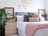Pink Bedroom for Girls Surprise Teen Girl S Bedroom Makeover