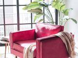 Pink Fluffy Chair Cushion Lexington Velvet Chair Sacred Spaces by Lauren