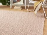 Pink Throw Rug Target Overod Rug Dusty Pink Amp Off White Geometric Design