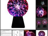Plasma Lava Lamps 2018 Plasma Ball Light Magic Crysta Ball Lamp Ion Sphere Lightning