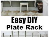 Plate Display Rack Simple Plate Display Rack Pinterest Plate Racks Custom Plates