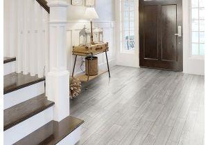 Porcelain Floor Ideas Style Selections Eldon White Wood Look Porcelain Floor  Tile Common