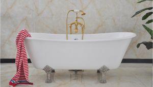 Porcelain Freestanding Bathtub Porcelain Bathtub Freestanding Clawfoot Cast Iron Bath Tub