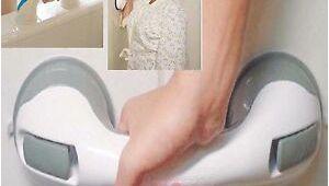 Portable Bathroom Grab Bars Safety Tub Bath Bathroom Portable Grab Bar Handle Suction