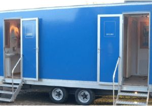 Portable Bathroom Options Porta Potty Types Learn About Your Options