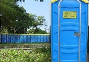 Portable Bathroom Rental Prices Chemi toi Portable toilets