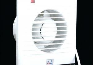 Portable Bathroom Ventilation Portable Exhaust Fan with Flexible Duct