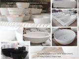 Portable Bathtub Acrylic Clear Acrylic Bathtub Round Tub Portable Bathtub for